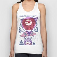 friday Tank Tops featuring Friday by Andon Georgiev