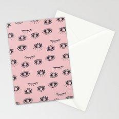 Mystic Eyes Stationery Cards