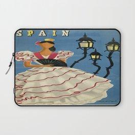 Vintage poster - Spain Laptop Sleeve