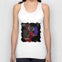nightmare Tank Tops featuring nightmare by Ancello