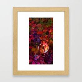 The Fortuneteller Framed Art Print