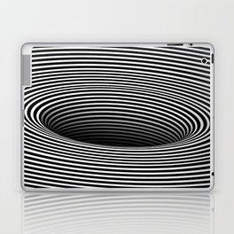 Black Hole Vertigo Laptop & iPad Skin