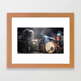 Stompin' Stan Framed Art Print