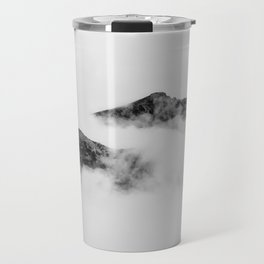 Mountains in the Clouds Travel Mug