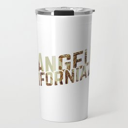 Los Angeles Skyline Travel Mug