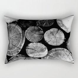 Wood Love Rectangular Pillow