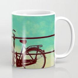 Sleeping Beast (Blue) Coffee Mug