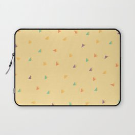 Colorful triangles pattern Laptop Sleeve
