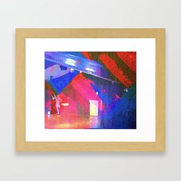 Arte de Bailar Framed Art Print