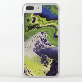 Twenty Clear iPhone Case