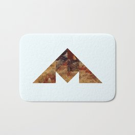 COAL MOUNTAIN Bath Mat