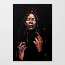 Baptized Canvas Print