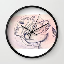"""No olvidemos"" Wall Clock"
