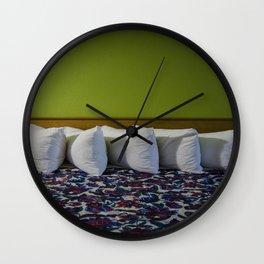 Hotel room 201 Wall Clock