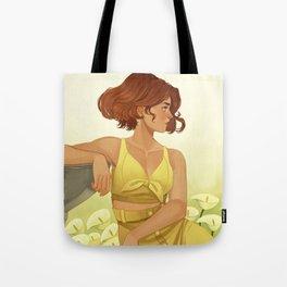 Arum Tote Bag