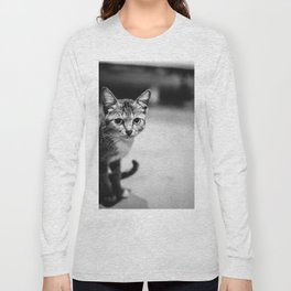 Hungry girl Long Sleeve T-shirt