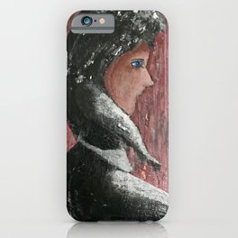 Breaking out of my Skin iPhone Case