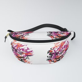 face the whirlwind Fanny Pack