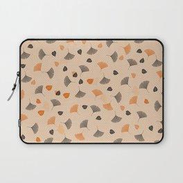 ginko biloba leave pattern Laptop Sleeve