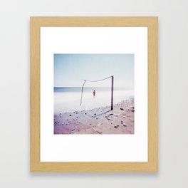 Gateway #1. Analog. Film photography Framed Art Print