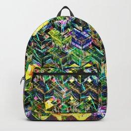 gifslap h-tile Backpack