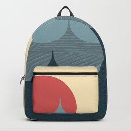 Sunset#3 Backpack