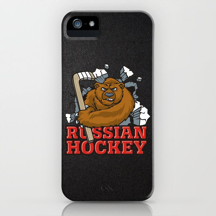 HOCKEY iPhone Case