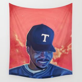 Chance The Rapper: Coloring Book Wall Tapestry