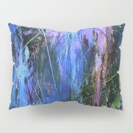 Sketchy Splashed Paint 3 Pillow Sham