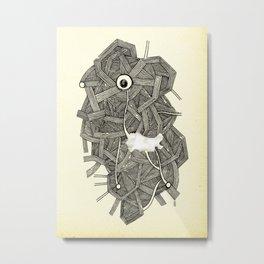 - skyshot - Metal Print