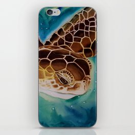 Gracefully Lifted iPhone Skin