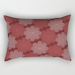 Op Art 92 Rectangular Pillow
