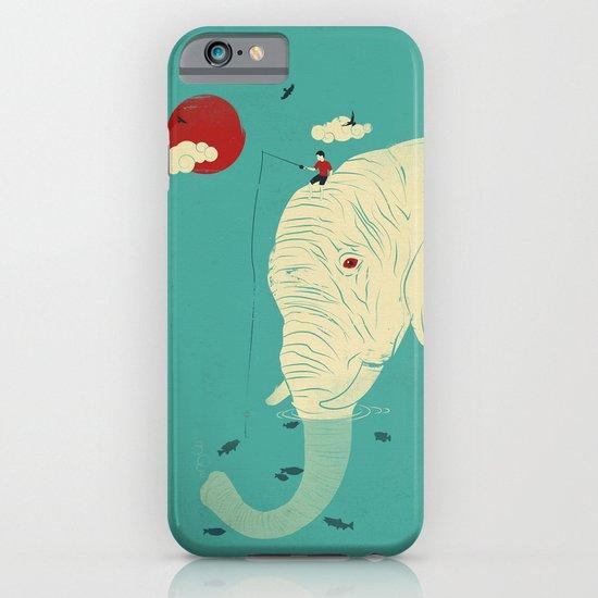 Fishin' Buddy iPhone & iPod Case