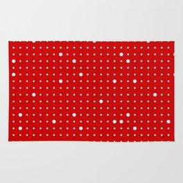 Big & Small Polka Dots I Rug