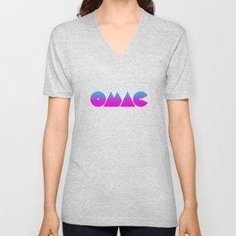 OMAC Unisex V-Neck