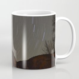 Polaris at Yosemite Falls Coffee Mug