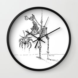 Sowhatly Wall Clock