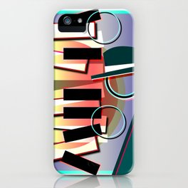 Tickling the Ivories iPhone Case