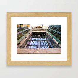 BAEruit, Lebanon Framed Art Print