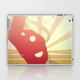Hurry On Sundown Laptop & iPad Skin