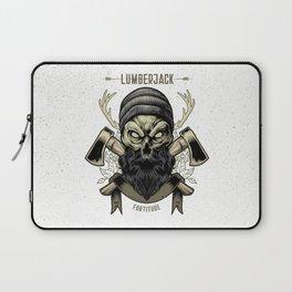 Fortitude (Lumberjack) Laptop Sleeve
