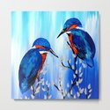 Kingfishers by cathyjacobs