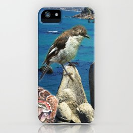 Strangers in Houtbay iPhone Case