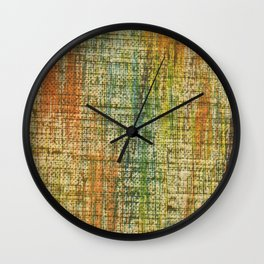 Back to the seventies Wall Clock