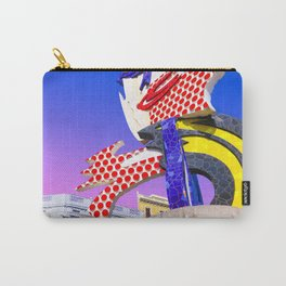 Hello Colors Carry-All Pouch