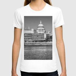 Views To St Pauls London T-shirt