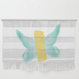 BUTTER-FLY Wall Hanging