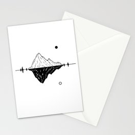 Opposés Stationery Cards