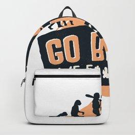 Go back Backpack