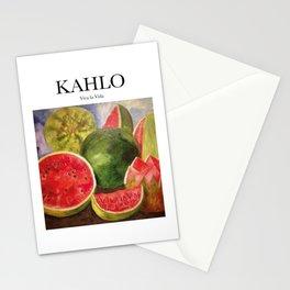 Kahlo - Viva la Vida Stationery Cards